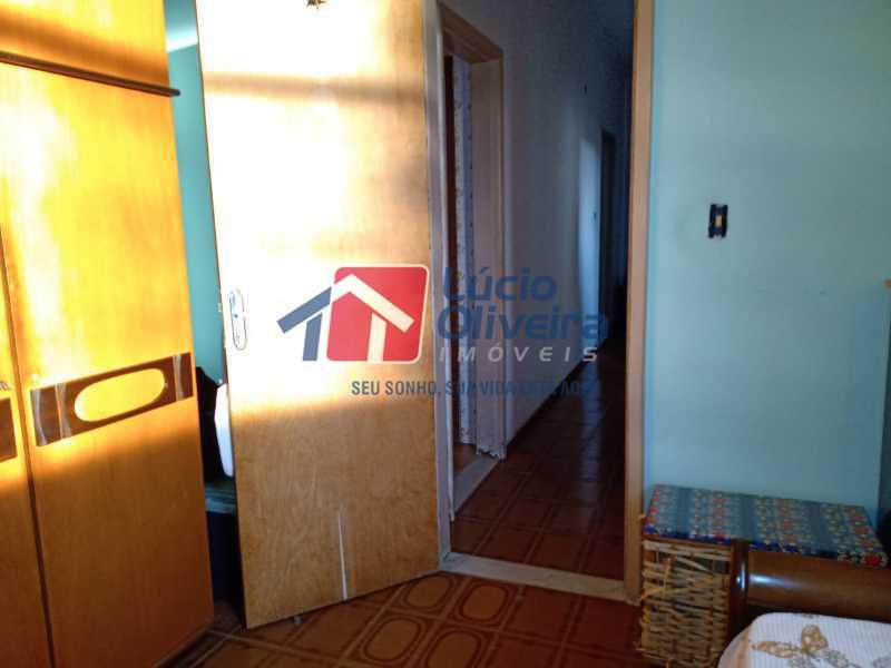 22 Quarto - Casa à venda Rua Comandante Coelho,Vista Alegre, Rio de Janeiro - R$ 550.000 - VPCA30087 - 22