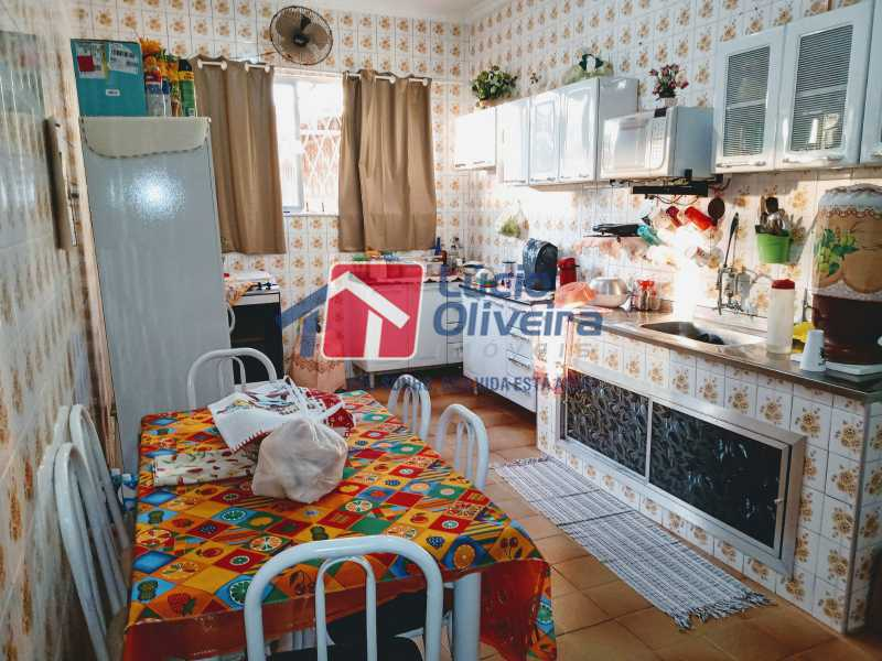 25 Cozinha - Casa à venda Rua Comandante Coelho,Vista Alegre, Rio de Janeiro - R$ 550.000 - VPCA30087 - 24