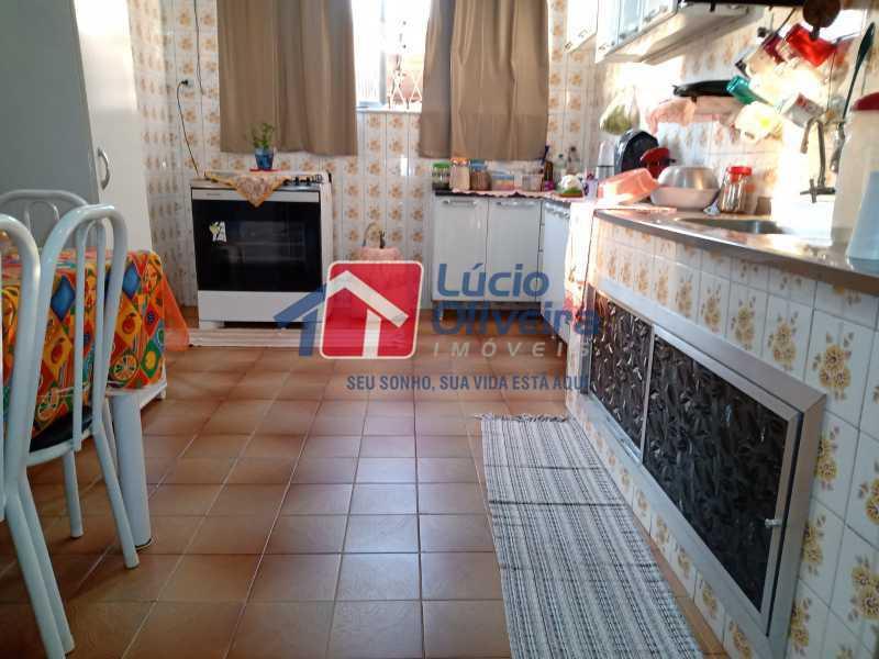 25,1 Cozinha - Casa à venda Rua Comandante Coelho,Vista Alegre, Rio de Janeiro - R$ 550.000 - VPCA30087 - 25