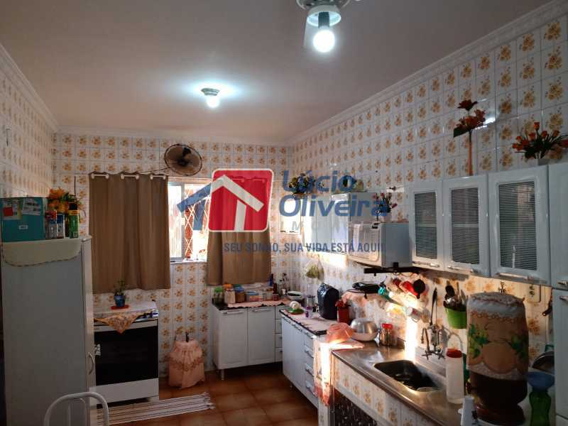 26 Cozinha - Casa à venda Rua Comandante Coelho,Vista Alegre, Rio de Janeiro - R$ 550.000 - VPCA30087 - 26