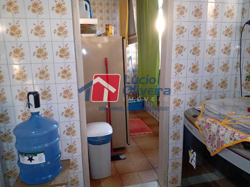 27 Area de serviço - Casa à venda Rua Comandante Coelho,Vista Alegre, Rio de Janeiro - R$ 550.000 - VPCA30087 - 27