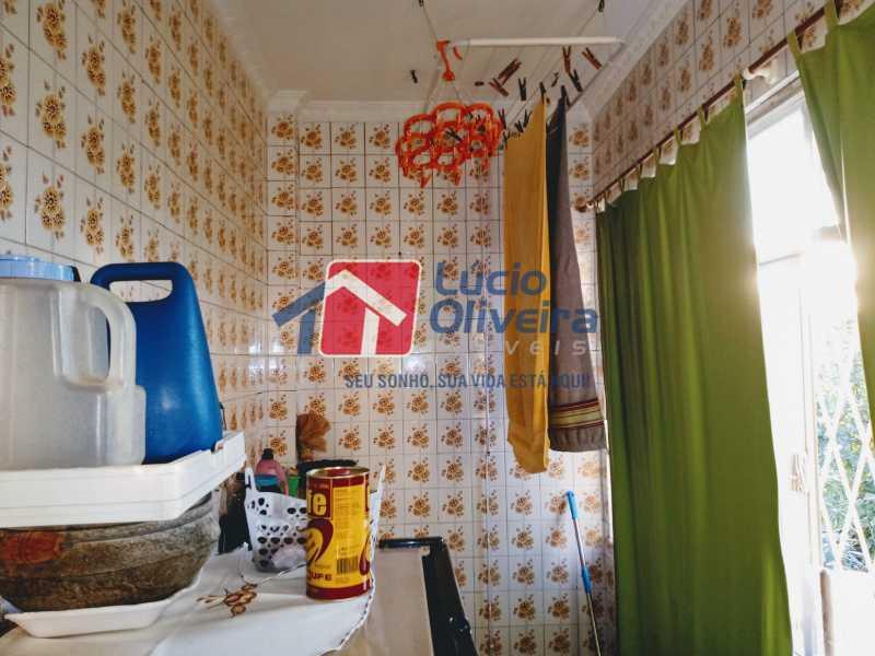 28 Area de Serviço - Casa à venda Rua Comandante Coelho,Vista Alegre, Rio de Janeiro - R$ 550.000 - VPCA30087 - 28