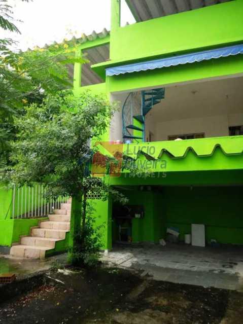 Fachada1. - Casa À Venda - Irajá - Rio de Janeiro - RJ - VPCA30089 - 3