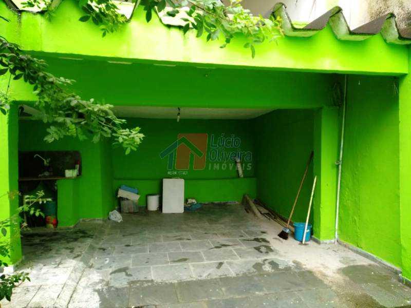 Garagem. - Casa À Venda - Irajá - Rio de Janeiro - RJ - VPCA30089 - 4