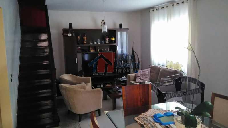01 Sala - Casa em Condominio À Venda - Recreio dos Bandeirantes - Rio de Janeiro - RJ - VPCN30005 - 1
