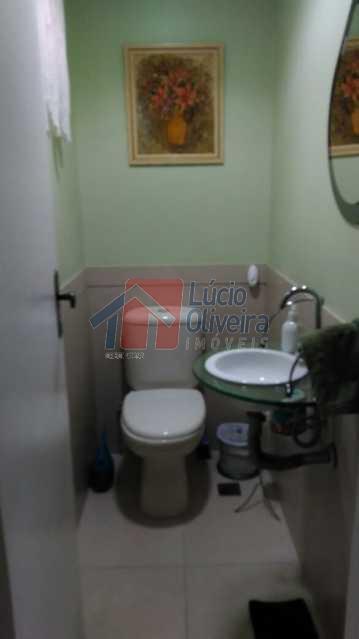 03 Lavabo - Casa em Condominio Praça Miguel Osório,Recreio dos Bandeirantes,Rio de Janeiro,RJ À Venda,3 Quartos,132m² - VPCN30005 - 4