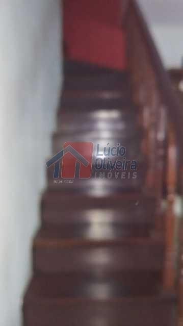 04 Escada p o 2º piso - Casa em Condominio À Venda - Recreio dos Bandeirantes - Rio de Janeiro - RJ - VPCN30005 - 5