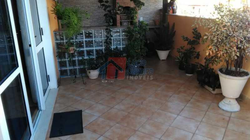 26 Área da churrasqueira - Casa em Condominio À Venda - Recreio dos Bandeirantes - Rio de Janeiro - RJ - VPCN30005 - 26
