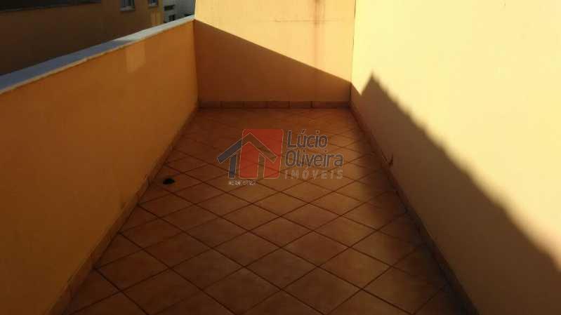 27 Terraço - Casa em Condominio Praça Miguel Osório,Recreio dos Bandeirantes,Rio de Janeiro,RJ À Venda,3 Quartos,132m² - VPCN30005 - 27