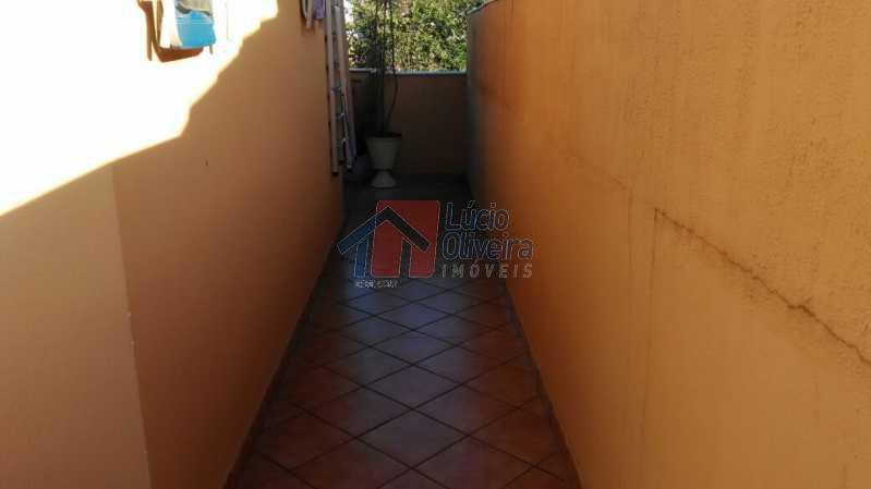 28 Terraço - Casa em Condominio Praça Miguel Osório,Recreio dos Bandeirantes,Rio de Janeiro,RJ À Venda,3 Quartos,132m² - VPCN30005 - 28
