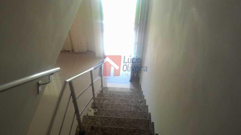 escada de acesso - Casa em Condominio À Venda - Cordovil - Rio de Janeiro - RJ - VPCN20007 - 5