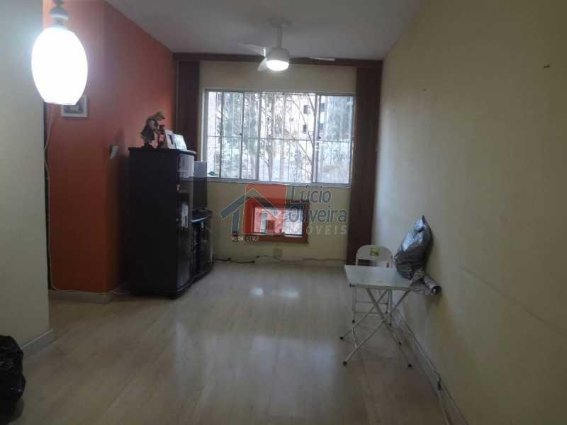 01 Sala - Apartamento À Venda - Tomás Coelho - Rio de Janeiro - RJ - VPAP20665 - 1