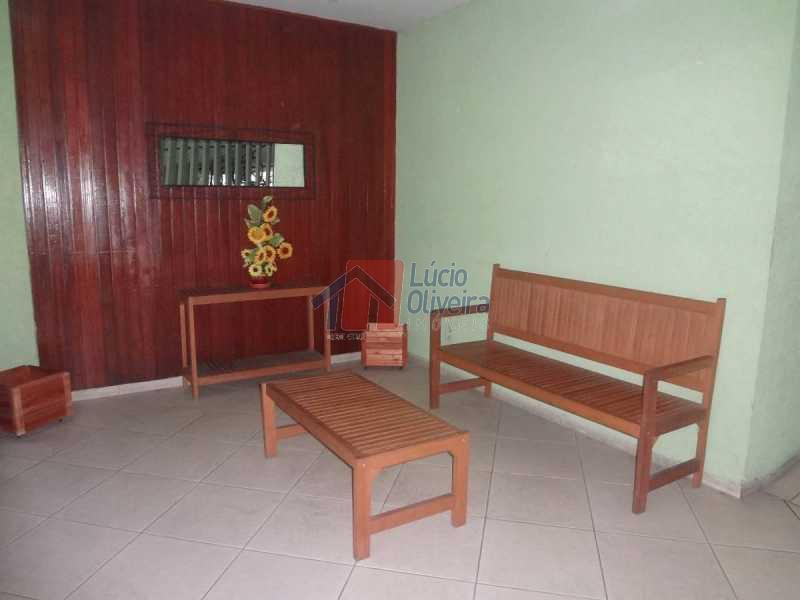 14 Recepção - Apartamento À Venda - Tomás Coelho - Rio de Janeiro - RJ - VPAP20665 - 15