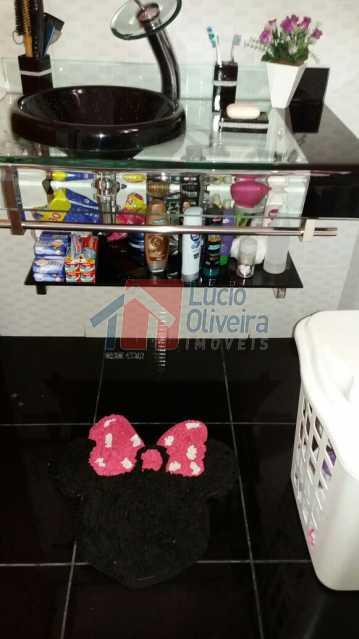 Banheiro ang.3. - Casa Rua Manuel Machado,Vaz Lobo,Rio de Janeiro,RJ À Venda,2 Quartos,69m² - VPCA20165 - 13