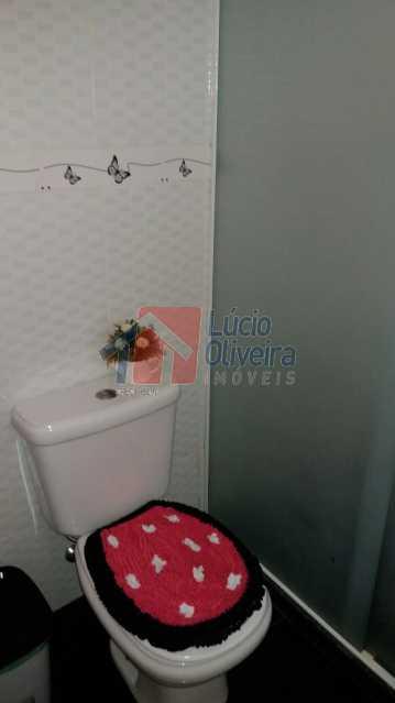 Banheiro ang.6. - Casa Rua Manuel Machado,Vaz Lobo,Rio de Janeiro,RJ À Venda,2 Quartos,69m² - VPCA20165 - 16