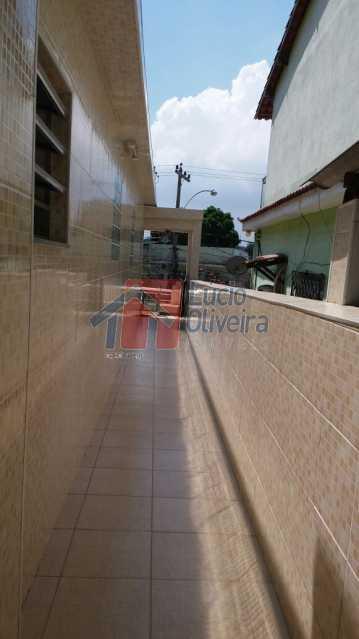 corredor externo. - Casa Rua Manuel Machado,Vaz Lobo,Rio de Janeiro,RJ À Venda,2 Quartos,69m² - VPCA20165 - 18
