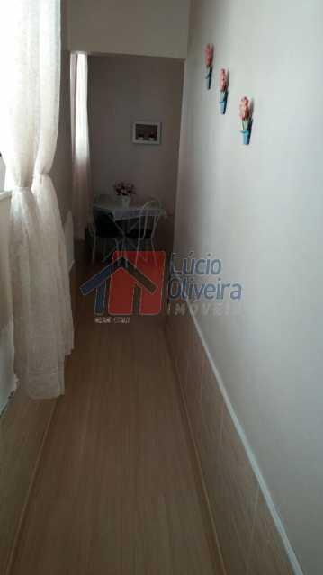 corredor. - Casa Rua Manuel Machado,Vaz Lobo,Rio de Janeiro,RJ À Venda,2 Quartos,69m² - VPCA20165 - 19
