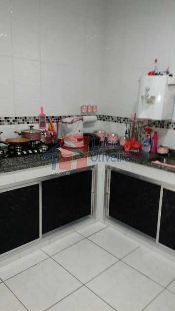 cozinha ang.1. - Casa Rua Manuel Machado,Vaz Lobo,Rio de Janeiro,RJ À Venda,2 Quartos,69m² - VPCA20165 - 20