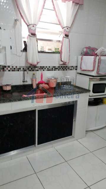 cozinha ang.2. - Casa Rua Manuel Machado,Vaz Lobo,Rio de Janeiro,RJ À Venda,2 Quartos,69m² - VPCA20165 - 21