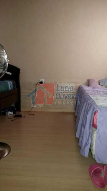 quarto 2 ang.1. - Casa Rua Manuel Machado,Vaz Lobo,Rio de Janeiro,RJ À Venda,2 Quartos,69m² - VPCA20165 - 23