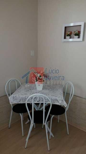 sala ang.7. - Casa Rua Manuel Machado,Vaz Lobo,Rio de Janeiro,RJ À Venda,2 Quartos,69m² - VPCA20165 - 8