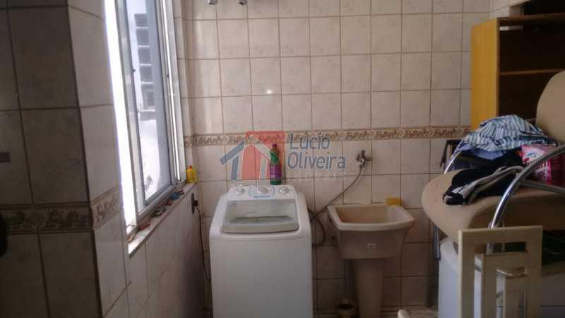 ÁREA DE SERVIÇO - Apartamento Rua Engenheiro Lafaiete Stockler,Vila da Penha,Rio de Janeiro,RJ À Venda,2 Quartos,81m² - VPAP20674 - 14