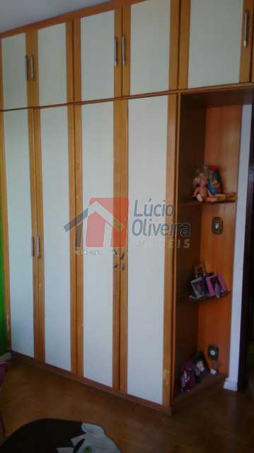 QUARTO - Apartamento Rua Engenheiro Lafaiete Stockler,Vila da Penha,Rio de Janeiro,RJ À Venda,2 Quartos,81m² - VPAP20674 - 6