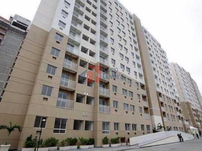 1 Fachada - Apartamento Avenida Pastor Martin Luther King Jr,Vila da Penha,Rio de Janeiro,RJ À Venda,2 Quartos,46m² - VPAP20676 - 1
