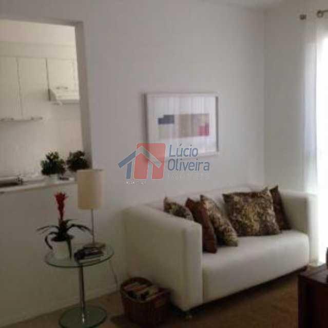 2 Sala - Apartamento Avenida Pastor Martin Luther King Jr,Vila da Penha,Rio de Janeiro,RJ À Venda,2 Quartos,46m² - VPAP20676 - 3