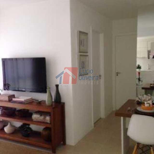 3 Sala Ang.2 - Apartamento Avenida Pastor Martin Luther King Jr,Vila da Penha,Rio de Janeiro,RJ À Venda,2 Quartos,46m² - VPAP20676 - 4