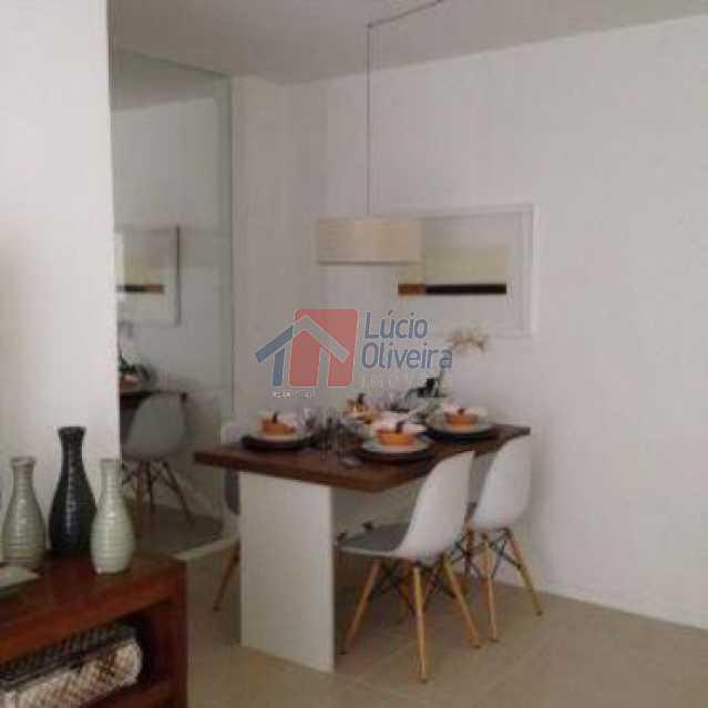 4 Sala Ang.3 - Apartamento Avenida Pastor Martin Luther King Jr,Vila da Penha,Rio de Janeiro,RJ À Venda,2 Quartos,46m² - VPAP20676 - 5