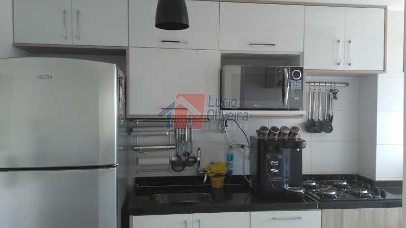 9 Cozinha Ang.2 - Apartamento Avenida Pastor Martin Luther King Jr,Vila da Penha,Rio de Janeiro,RJ À Venda,2 Quartos,46m² - VPAP20676 - 10