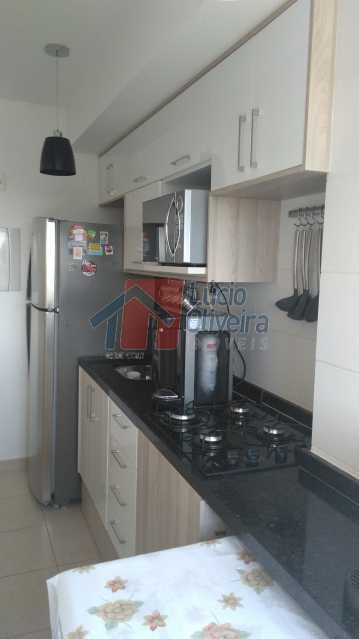 10 Cozinha Ang.3 - Apartamento Avenida Pastor Martin Luther King Jr,Vila da Penha,Rio de Janeiro,RJ À Venda,2 Quartos,46m² - VPAP20676 - 11