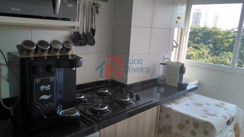 11 Cozinha Ang.4 - Apartamento Avenida Pastor Martin Luther King Jr,Vila da Penha,Rio de Janeiro,RJ À Venda,2 Quartos,46m² - VPAP20676 - 12