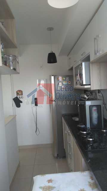 12 Cozinha Ang.5 - Apartamento Avenida Pastor Martin Luther King Jr,Vila da Penha,Rio de Janeiro,RJ À Venda,2 Quartos,46m² - VPAP20676 - 13