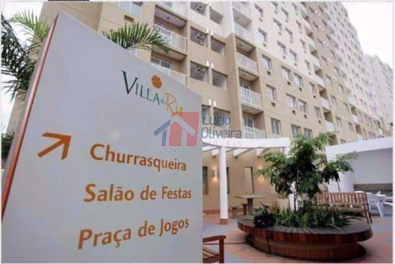 13 Área de Lazer - Apartamento Avenida Pastor Martin Luther King Jr,Vila da Penha,Rio de Janeiro,RJ À Venda,2 Quartos,46m² - VPAP20676 - 14