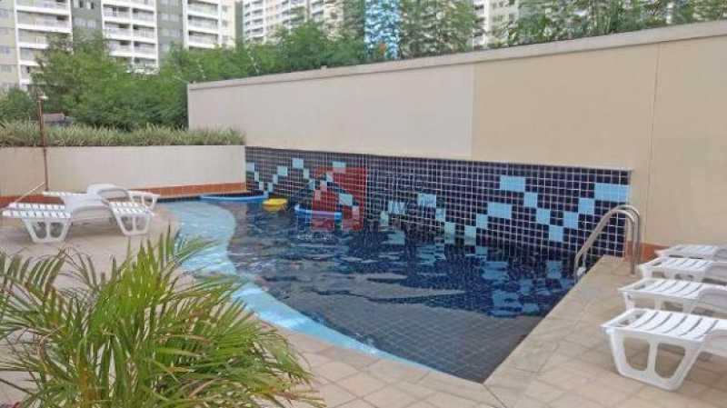 18 piscina - Apartamento Avenida Pastor Martin Luther King Jr,Vila da Penha,Rio de Janeiro,RJ À Venda,2 Quartos,46m² - VPAP20676 - 19
