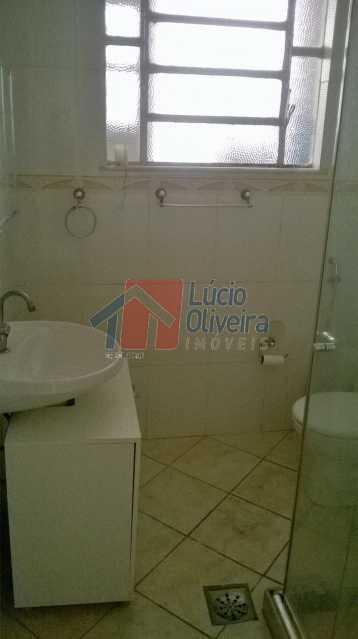 12 Banheiro Social - Apartamento À Venda - Vila da Penha - Rio de Janeiro - RJ - VPAP20693 - 13