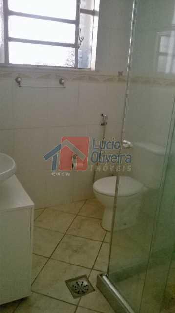 13 Banheiro Social Ang.2 - Apartamento À Venda - Vila da Penha - Rio de Janeiro - RJ - VPAP20693 - 14