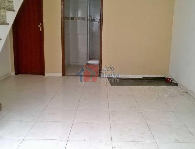1 Sala - Apartamento Rua Cordovil,Cordovil,Rio de Janeiro,RJ À Venda,2 Quartos,55m² - VPAP20700 - 1