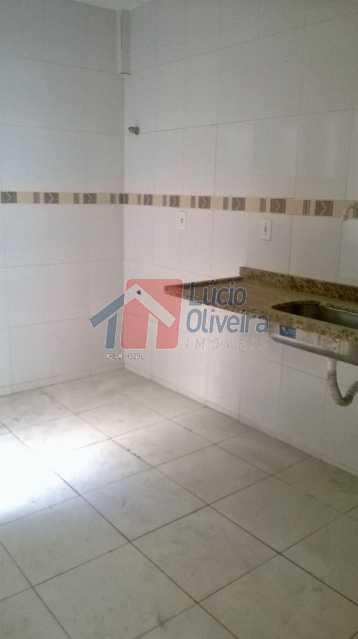 4 Cozinha - Apartamento Rua Cordovil,Cordovil,Rio de Janeiro,RJ À Venda,2 Quartos,55m² - VPAP20700 - 5