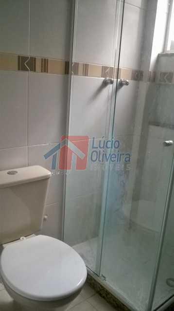 9 Banheiro Ang.3 - Apartamento Rua Cordovil,Cordovil,Rio de Janeiro,RJ À Venda,2 Quartos,55m² - VPAP20700 - 10