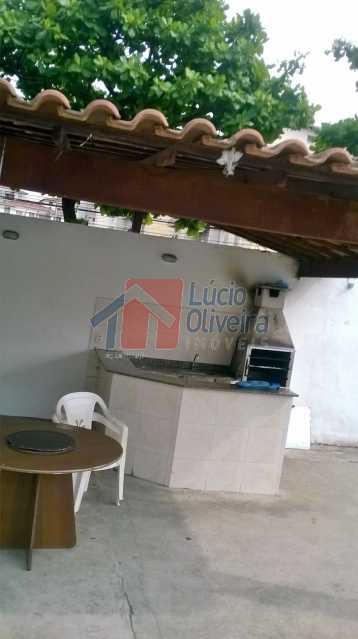 16 Área de Churraso - Apartamento Rua Cordovil,Cordovil,Rio de Janeiro,RJ À Venda,2 Quartos,55m² - VPAP20700 - 17