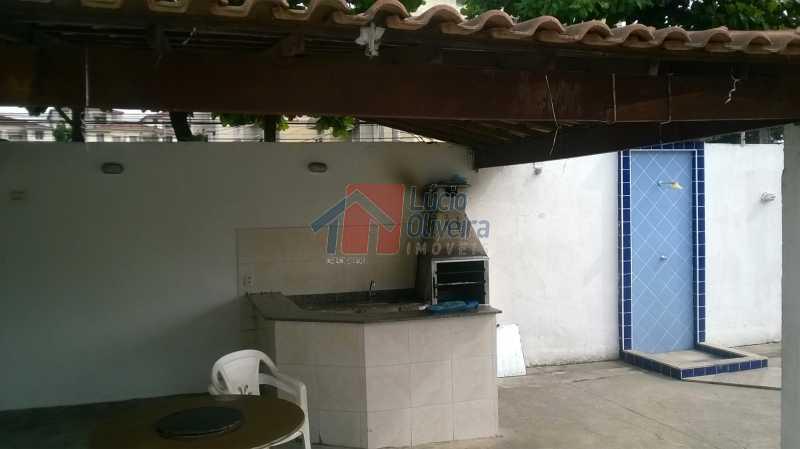17 Área de Churrasco Ang.2 - Apartamento Rua Cordovil,Cordovil,Rio de Janeiro,RJ À Venda,2 Quartos,55m² - VPAP20700 - 18