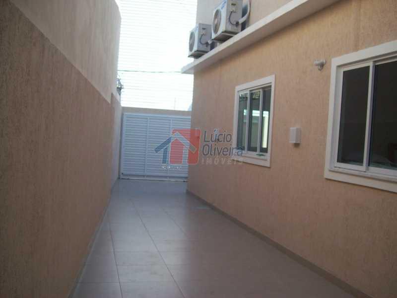casa lateral 04 - Casa À Venda - Vila da Penha - Rio de Janeiro - RJ - VPCA40030 - 9