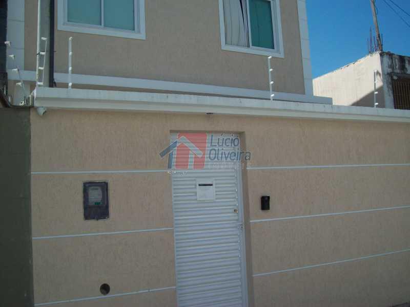 fachada da casa 01 - Casa À Venda - Vila da Penha - Rio de Janeiro - RJ - VPCA40030 - 17