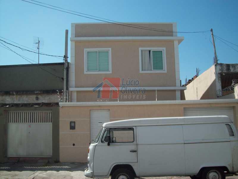 fachada frente  27 - Casa À Venda - Vila da Penha - Rio de Janeiro - RJ - VPCA40030 - 18