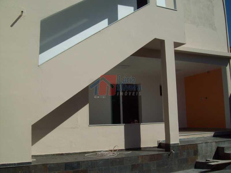 fachada fundos  26 - Casa À Venda - Vila da Penha - Rio de Janeiro - RJ - VPCA40030 - 19