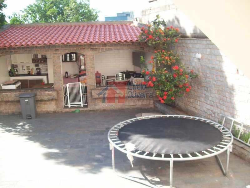 quintal  fundos 20 - Casa À Venda - Vila da Penha - Rio de Janeiro - RJ - VPCA40030 - 30