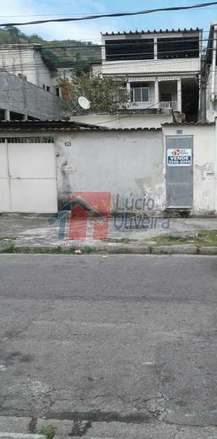 Vista da frente - Casa À Venda - Vicente de Carvalho - Rio de Janeiro - RJ - VPCA20157 - 13